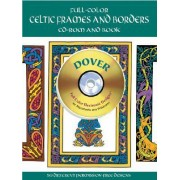 Full-Color Celtic Frames and Borders by Mallory Pearce