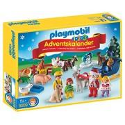 Playmobil Christmas 9009 set de juguetes - sets de juguetes (Animal, Niño/niña, Multicolor)