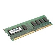Crucial 4GB, 240-pin DIMM, DDR3 PC3-12800 4GB DDR3 1600MHz Data Integrity Check (verifica integrità dati) memoria