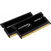 SODIMM DDR3 16GB (2x8GB kit) 1866MHz HX318LS11IBK2/16 HyperX Impact