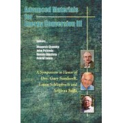 Advanced Materials for Energy Conversion III by Dhanesh Chandra
