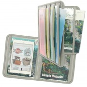 Magazine and Tract Display Folio - No more doggy ears
