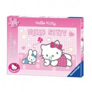 ПЪЗЕЛ RAVENSBURGER Hello Kitty, 125 части 09764