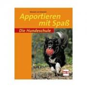 Müller Rüschlikon Buch, Apportieren mit Spaß