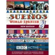 Suenos World Spanish: Intermediate Course Book pt. 2 by Juan Kattan