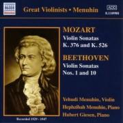 Mozart/Beethoven - Sonatas Vol.3 (0636943198827) (1 CD)