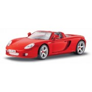 Maisto 36665 - Porsche Carrera GT Cabrio, scala 1:18