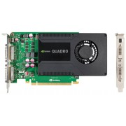 PNY Quadro K2000D 2GB GDDR5 Dual-DVI 2xDisplayPorts PCI-E Graphics Car