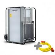 Dezumidificator pentru construc?ii TTK 1500 + cablu profesional de prelungire 20m / 400 V / 2,5mm²