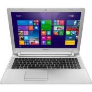 Lenovo Ideapad Z Z51-70 80K600Vwin Core I5 (5Th Gen) - (8 Gb Ddr3/1 Tb Hdd/Windows 10/4 Gb Graphics) Notebook Silver