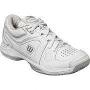 Wilson Nvision Premium W WH Zapatillas de tenis, Mujer