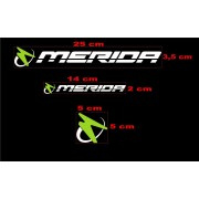 Adesivi per Bicicletta MTB Merida