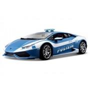 Bburago - 1/18 - Lamborghini - Huracan Lp 610-4 - Police 2014 - 11041pol-Bburago