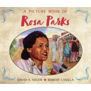 A Picture Book of Rosa Parks by David Alder