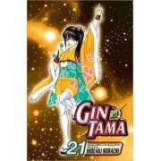 Gin Tama, Volume 21 by Hideaki Sorachi