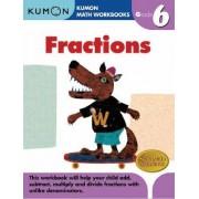 Fractions Grade 6 by Michiko Tachimoto