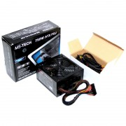 Sursa MS-Tech 750W Modulara, 6 x SATA, 2 x PCI-Express, PFC Activ