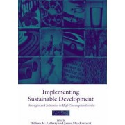 Implementing Sustainable Development by William M. Lafferty