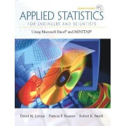 Applied Statistics for Engineers and Scientists by David M. Levine