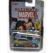 Maisto Ultimate Marvel Die-Cast Collection Thor Caddllac Vizon