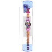 Disney - Disney Fr4002Pe Frozen Orologio De Gomma Analogico (Fucsia) Scatola Di Plastica