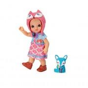 Zapf Creation 920.329 - Chou Chou Foxes Mini bambola bellezza