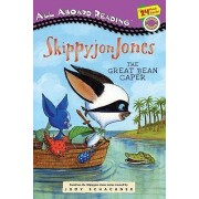 Skippyjon Jones: The Great Bean Caper by Judy Schachner