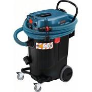 Прахосмукачка за мокро/сухо прахоулавяне GAS 55 М AFC, 1.380 W, 55 l, 74 l/sec, 254 mbar, 16,2 kg, 06019C3300, BOSCH