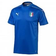プーマ FIGC ITALIA SSホームレプリカシャツ メンズ team power blue-white