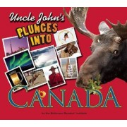 Uncle John's Bathroom Reader Plunges into Canada by Bathroom Readers' Institute