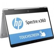 """HP Spectre x360 13-ac006nn i7-7500U/13.3""""FHD Touch/8GB/512GB/HD/IR/Win 10 Home/Silver/EN (1TP18EA)"""