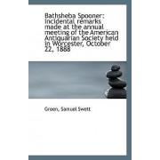 Bathsheba Spooner by Green Samuel Swett