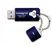 Integral INFD4GCRYPTODL197 Crypto DUAL-FIPS 197 Memoria USB portatile