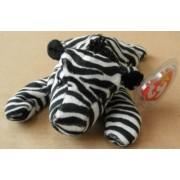 TY Beanie Babies Ziggy the Zebra Plush Toy Stuffed Animal