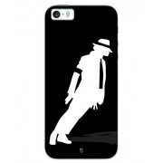 iPhone SE Cases & Covers - MJ Free Fall Stance Case by myPhoneMate - Designer Printed Hard Matte Case - Protects from Scratch and Bumps & Drops.
