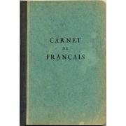 Carnet De Français Contenant Les Difficultés Courantes De La Langue Française