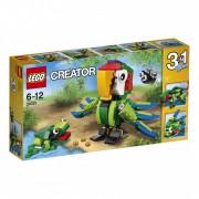 LEGO® Creator Animale din pădurea tropicală 31031