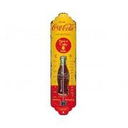 Termometer Coca-Cola In Bottles