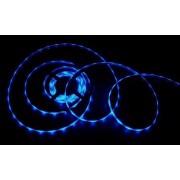 LED szalag 3528-60-IP65 kék led szalag 5m-es tekercsben