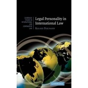 Legal Personality in International Law by Roland Portmann