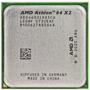 AMD Athlon 64 X2 4600 2.4 GHz 2 x 512 KB L2 Cache