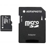 Cartão de Memória MicroSDHC de Alta Velocidade AgfaPhoto - 64GB