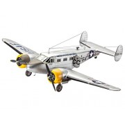 AVION DE TRANSPORTE BEECH C-45F EXPEDITOR