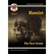 A Level English Text Guide - Hamlet by CGP Books