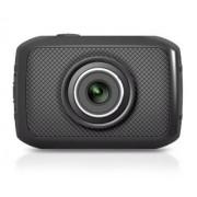 """Pyle PSCHD30BK Videocámara de alta definición 720p (cámara de 5 MP, pantalla táctil de 2"""", entrada de tarjetas micro SD, estuche impermeable) negro"""