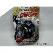 Mech Deform Space kék robot