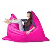 CrazyShop Sedací vak Standard 144×180 cm, růžová