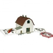 Ertl Farm Country Dairy Barn Playset