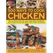 500 Ways to Cook Chicken by Valerie Ferguson