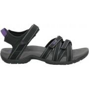 Teva W's Tirra Black Grey 2017 EU 36 (US-L 5) Sandaler